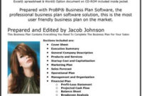 The Business Plan For Your Hair Salon | Yenom Marketing within Boutique Business Plan Template