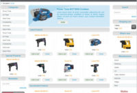 Tools Shop Template Free Website Templates In Css, Html with regard to Grocery Store Business Plan Template