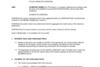 Transfer & Assignement Agreements – Download Templates within Best Free Business Transfer Agreement Template
