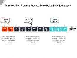 Transition Plan Powerpoint Templates   Transition Plan Inside Business Process Transition Plan Template