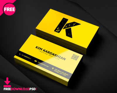 Transparent Corporate Business Card   Freedownloadpsd inside Fresh Black And White Business Cards Templates Free
