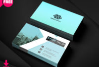 Travel Agency Business Card Psd | Freedownloadpsd Within Photography Business Card Templates Free Download