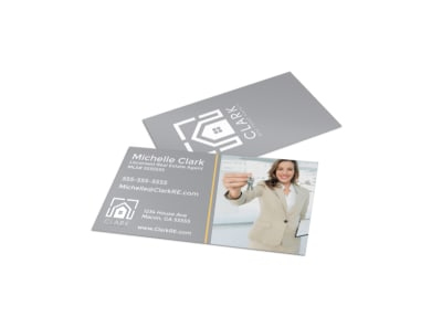 Urban Real Estate Business Card Template | Mycreativeshop with Business Plan Template For Real Estate Agents