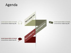 Use Agenda Powerpoint Template To Showcase Your Meeting with Business Idea Pitch Template