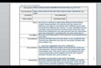 Use Case Text Template – Youtube throughout How To Create A Business Case Template