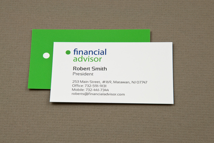 Versatile Financial Advisor Business Card Template   Inkd in Business Card Template Pages Mac