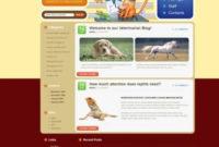 Vet Psd Template #49839 | Psd Templates, Templates, Psd in Unique Free Psd Website Templates For Business