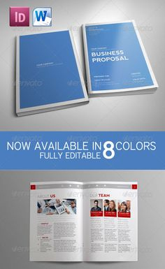 View Temp Agency Services Sample Proposal   Career inside Business Proposal Indesign Template