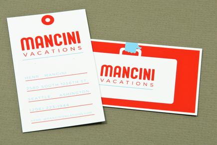 Vintage Travel Business Card Template   Inkd throughout Unique Business Card Template Pages Mac