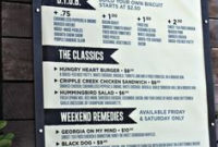 Waco: Magnolia Market | Food Truck Menu, Bbq Food Truck with Fresh Business Plan Template Food Truck