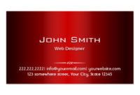 Web Developer Business Cards & Templates | Zazzle within Fresh Professional Website Templates For Business