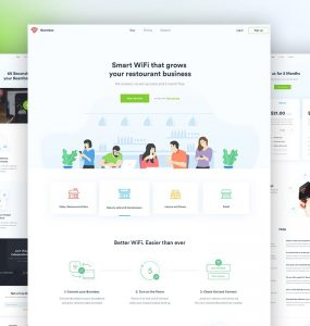 Web Templates - Page 4 - Download Psd with Unique Free Psd Website Templates For Business
