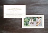 Wedding Photography Business Card Template Digital Photoshop regarding Photography Business Card Template Photoshop