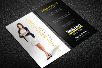 Weichert Realtors Business Cards | Free Shipping | Full in Unique Business Plan Template For Real Estate Agents