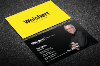 Weichert Realtors Business Cards | Free Shipping | Full intended for Real Estate Business Cards Templates Free