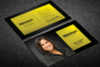 Weichert Realtors Business Cards   Free Shipping   Full within Real Estate Agent Business Card Template