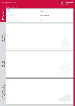 Whitepapers And More In The Microtool Download Center throughout Fresh Prince2 Business Case Template Word