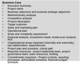 Wikipedia'S Business Case Template | Business Case in How To Create A Business Case Template