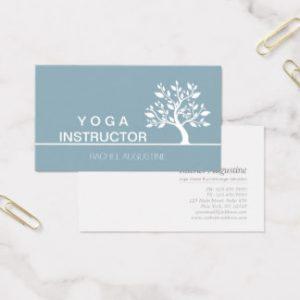 Yoga Business Cards - Business Card - Website & Printable regarding Kinkos Business Card Template
