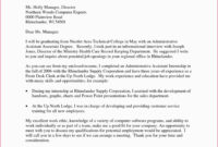 12 Cover Letter Examples For Case Manager Positions intended for Case Manager Cover Letter Template