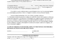 30 Day Notice Contract Termination Letter Template - Tenak for 30 Day Notice Contract Termination Letter Template