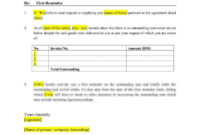 [4 In 1] Debt Recovery Letter Of Demand Templates – Burgielaw With Debt Recovery Letter Of Demand Template