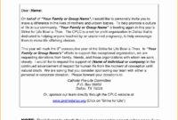 Charitable Donation Letter Template Unique Sponsorship throughout Charitable Donation Letter Template