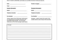 Confidential Fax Cover Sheet | Fax Cover Sheet, Cover in Confidential Cover Letter Template