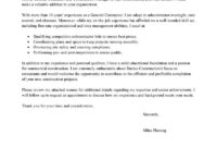 Contract Amendment Letter Template Samples | Letter regarding Change Of Contractor Letter Template