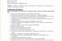 Cosmetologist Resume Example, Cosmetologist Resume regarding Cosmetologist Cover Letter Template