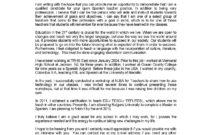 Cover Letter For English Teacher Job - Sample Cover Letter within Cover Letter Template Teaching Position