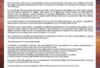 Cover-Letter-For-Secretary-Example within Legal Secretary Cover Letter Template