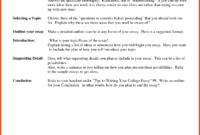 Cover Letter To College Admissions - 100+ Cover Letter Samples intended for College Cover Letter Template