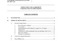 Debt Settlement Agreement Letter - Free Printable Documents with Debt Repayment Letter Template