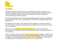 Donation Letter Template 3 - Pdf Format | E-Database for Corporate Donation Letter Template