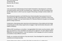 Education Training Consultant Cover Letter Samples inside Consultant Cover Letter Template
