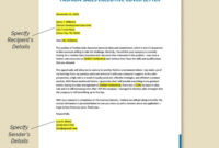 Fashion Sales Executive Cover Letter Samples & Templates pertaining to Fashion Cover Letter Template