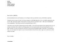 Formal Demand Letter Samples & Templates Download regarding Demand Letter Template For Money Owed