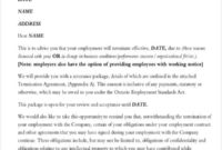 Free 29+ Termination Letter Templates In Pdf   Ms Word in Franchise Agreement Termination Letter Sample