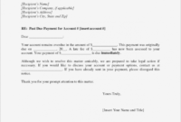 Free Legal Letter Template Money Owed New Demand Letter for Demand Letter Template For Money Owed