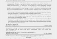 Human Resources Generalist Resume Model 59 Images regarding Hr Generalist Cover Letter Template