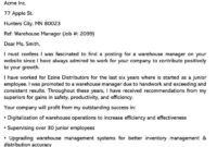Manager Cover Letter Sample Template And Email Example inside Customer Success Manager Cover Letter Template