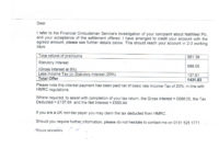 Packaged Bank Accounts: (Fee Charging) Current Accounts regarding Financial Ombudsman Complaint Letter Template