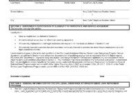 Personal Loan Repayment Agreement – Free Printable Documents with Loan Repayment Letter Template