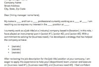 Sample Letter To Apply For A Job   Confirmation Letter with regard to Informal Cover Letter Template