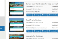 Travel Itinerary Template For Travel Agent with Travel Agent Itinerary Template