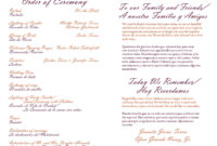 Wedding Itinerary Templates Free   Ivory Wedding Dresses inside Bridal Shower Itinerary Template